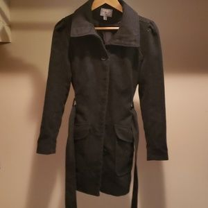 Beautiful Fitted Peacoat